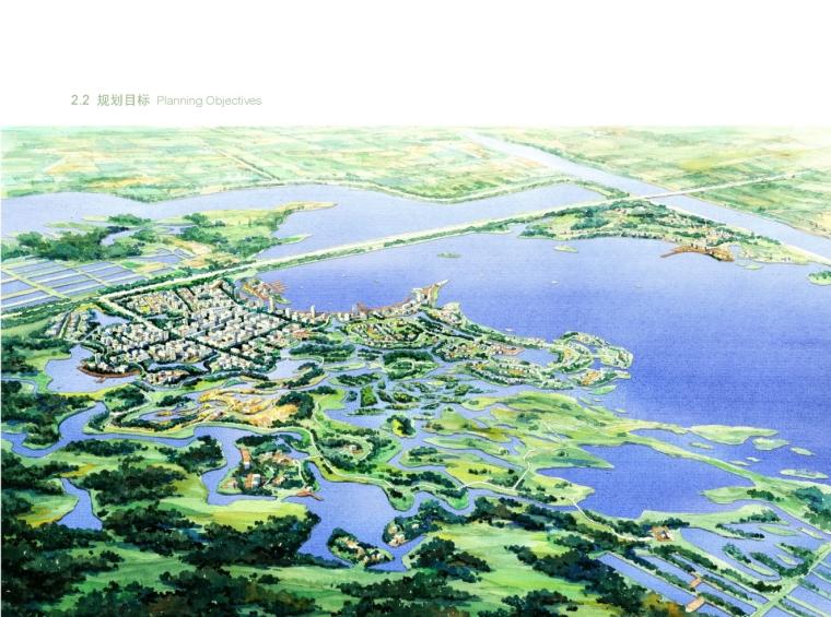 [江西]知名湿地生态公园概念规划方案_2