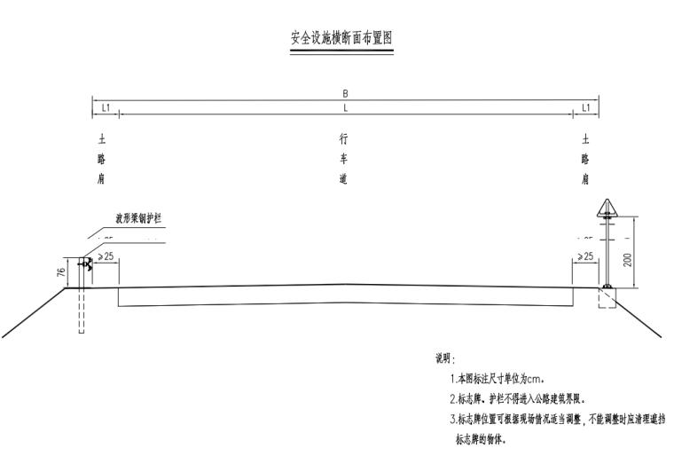 机场改扩建路网迁改工程清单图纸_3