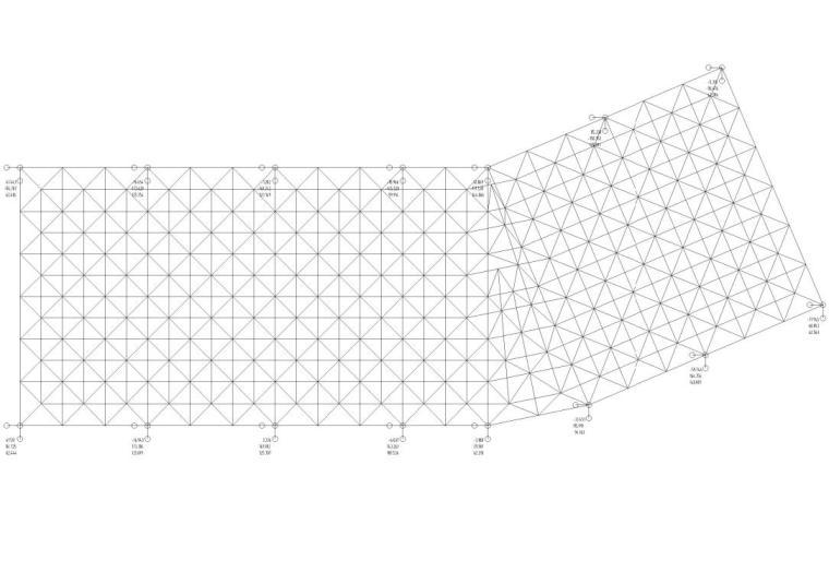 30层框架结构商业中心结构施工图CAD2019_4