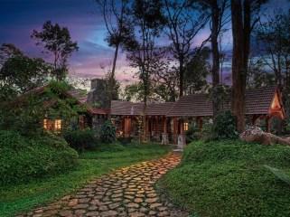 印度石头小屋私人住宅