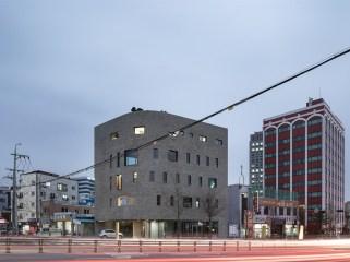 韩国Chuwonjae办公大楼