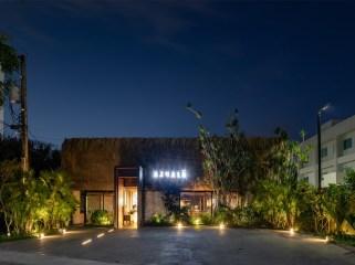 多米尼加Ajuala餐厅