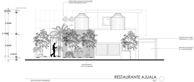 多米尼加Ajuala餐厅_15