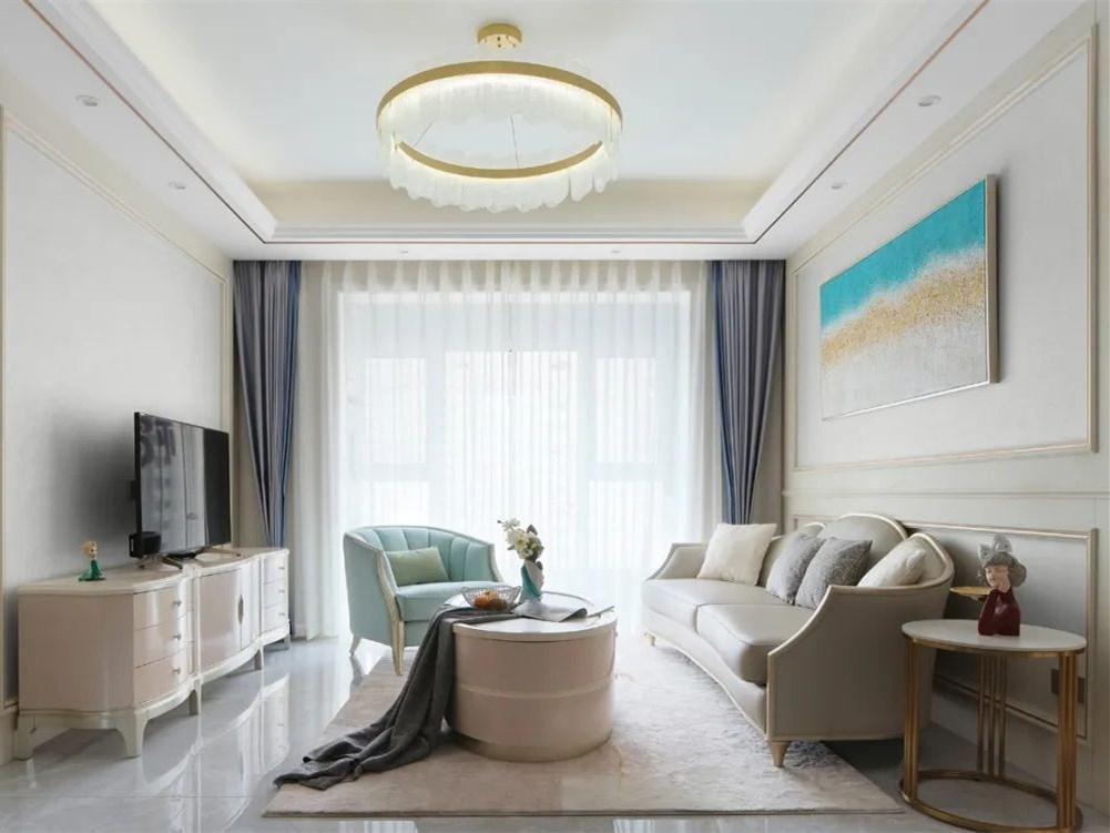 南京幸福三居室的私宅