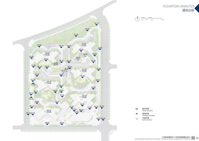 现代简介精致主题建筑景观方案设计_4