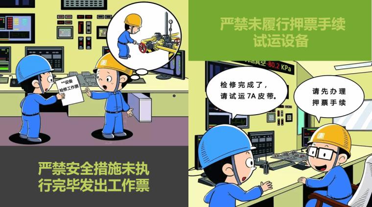 建筑工程新版行为安全手册2020_6