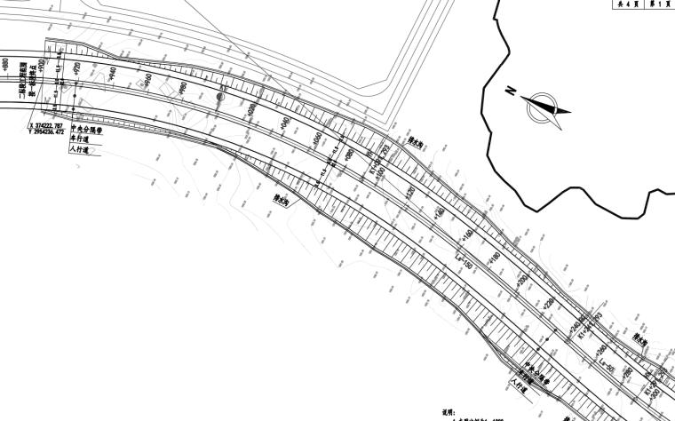 2021最新整理:100+套市政道路施工图纸合集_6