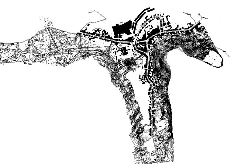 2021最新整理:100+套市政道路施工图纸合集_9