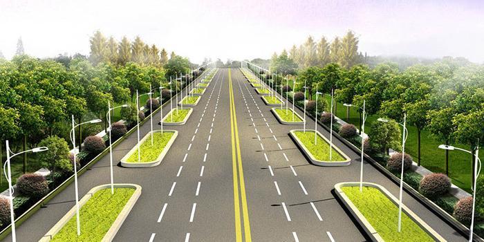 2021年5月更新:100套市政道路施工图纸合集_1