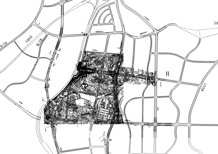 2021年5月更新:100套市政道路施工图纸合集_3