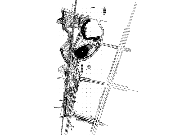 2021年5月更新:100套市政道路施工图纸合集_2