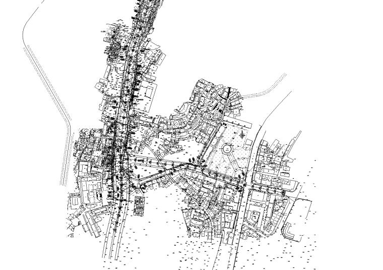 2021年5月更新:100套市政道路施工图纸合集_4