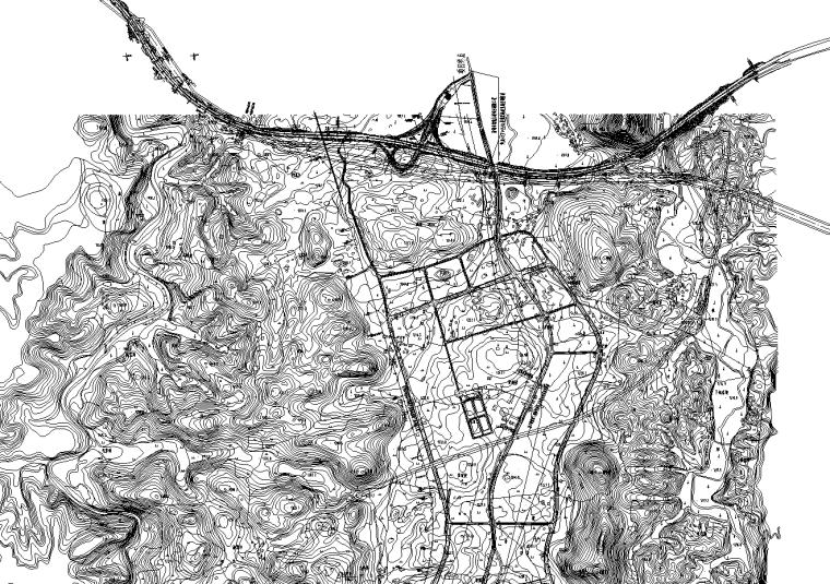 2021年5月更新:100套市政道路施工图纸合集_8