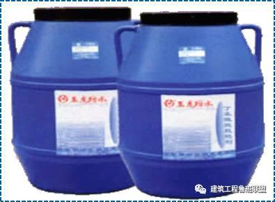 建筑工程常用的四类防水材料_4