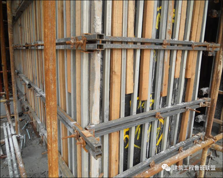 模板钢支撑体系:工艺详解,提质增效!_26