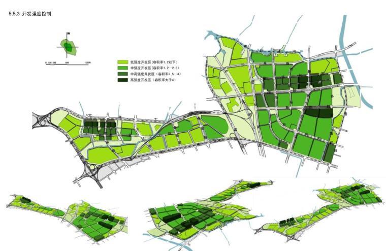 风景园林方案分析图_4