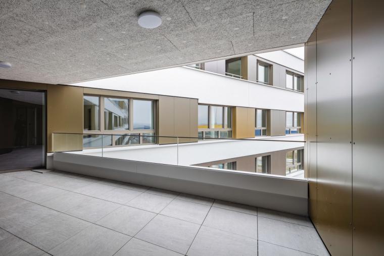 瑞士LimmatSpot商业混合建筑_5