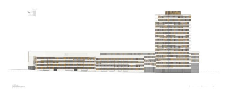 瑞士LimmatSpot商业混合建筑_7