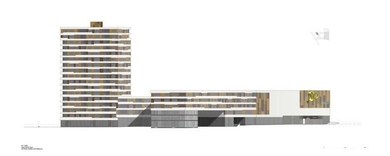 瑞士LimmatSpot商业混合建筑_6