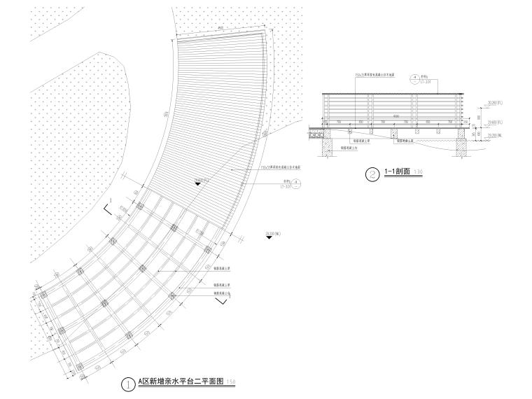 著名湿地公园景观提升工程施工图纸_10