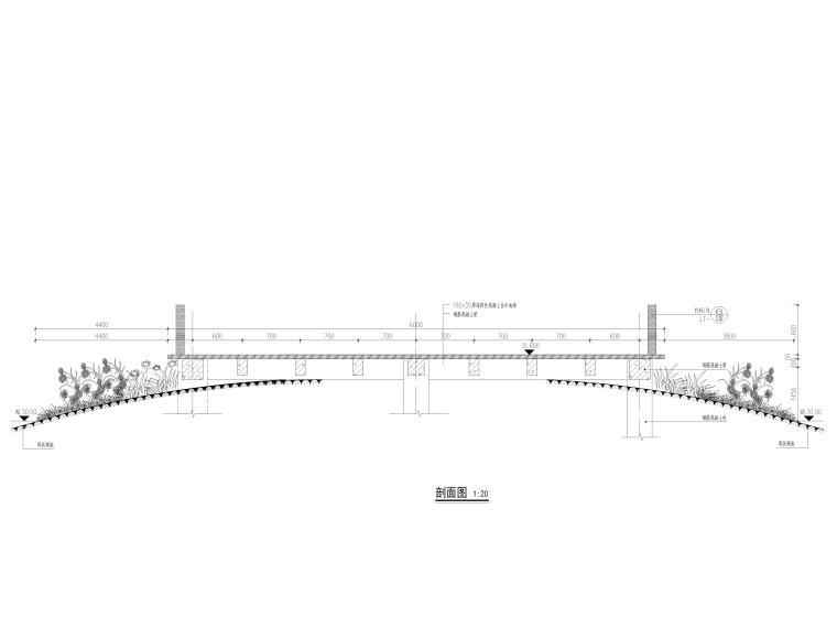 著名湿地公园景观提升工程施工图纸_15