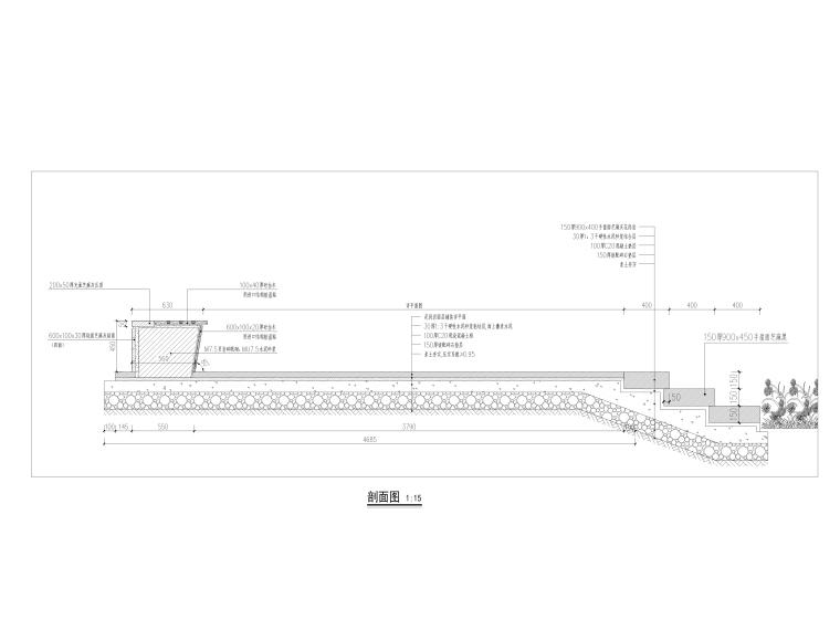 著名湿地公园景观提升工程施工图纸_16