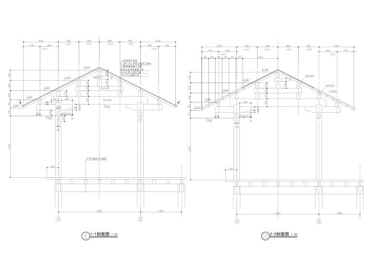 著名湿地公园景观提升工程施工图纸_18