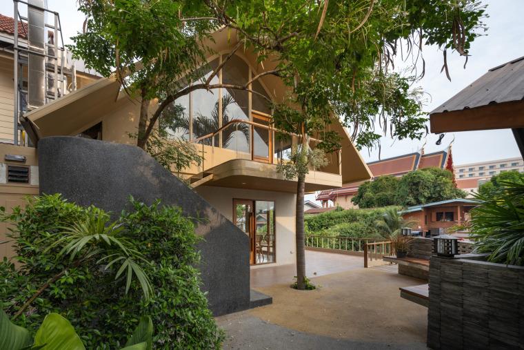 泰国大城府Tewa咖啡店_3