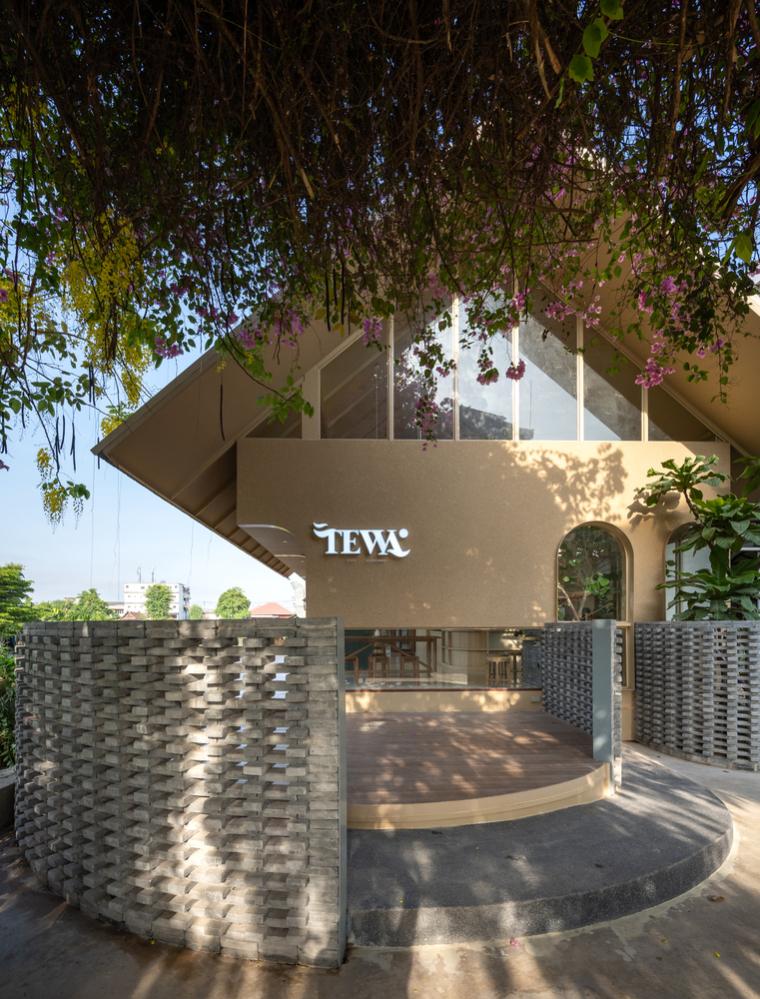 泰国大城府Tewa咖啡店_7