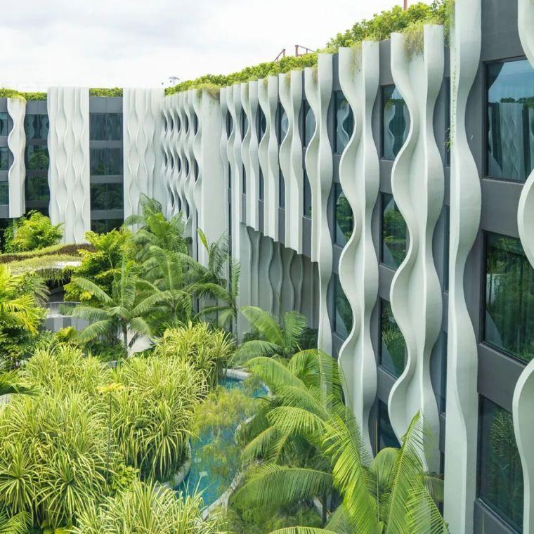 超高水准建筑景观的融合_8