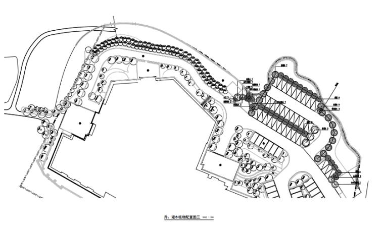 著名考古遗址公园基础项目绿化工程施工图-image.png