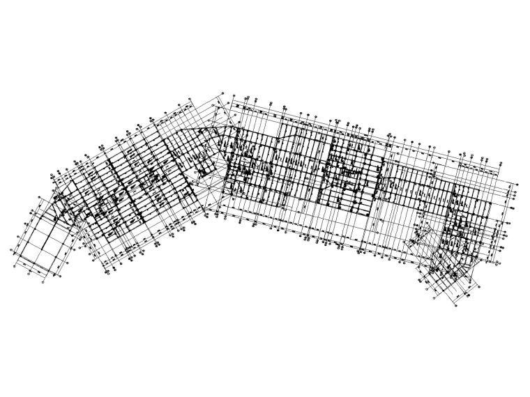 下载TOP30框架框剪结构施工图,实时更新!_4