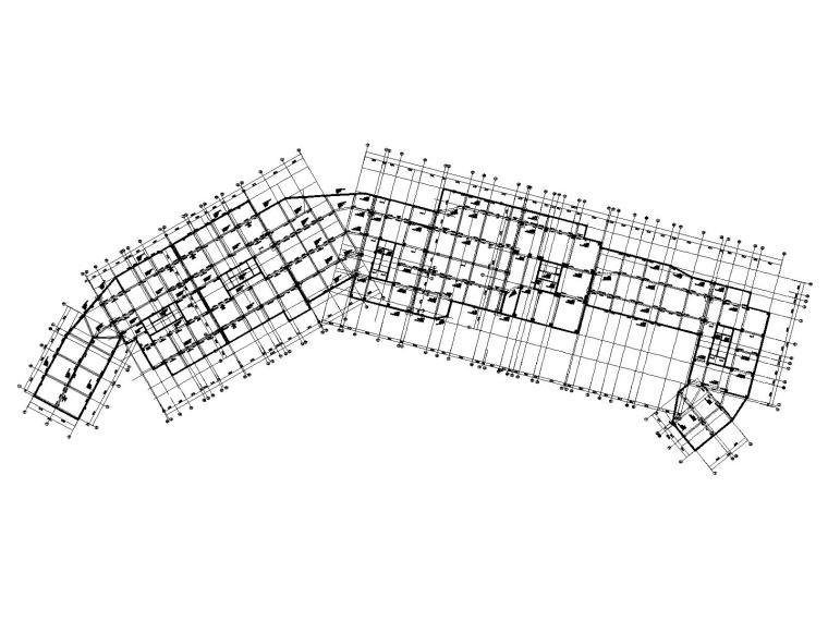 30层部分框支抗震墙结构住宅结构施工图2020_5