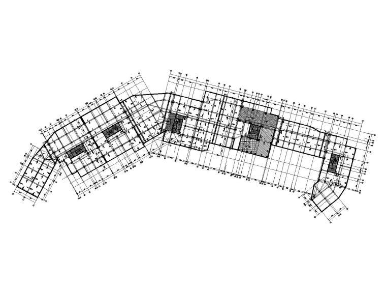 30层部分框支抗震墙结构住宅结构施工图2020_6