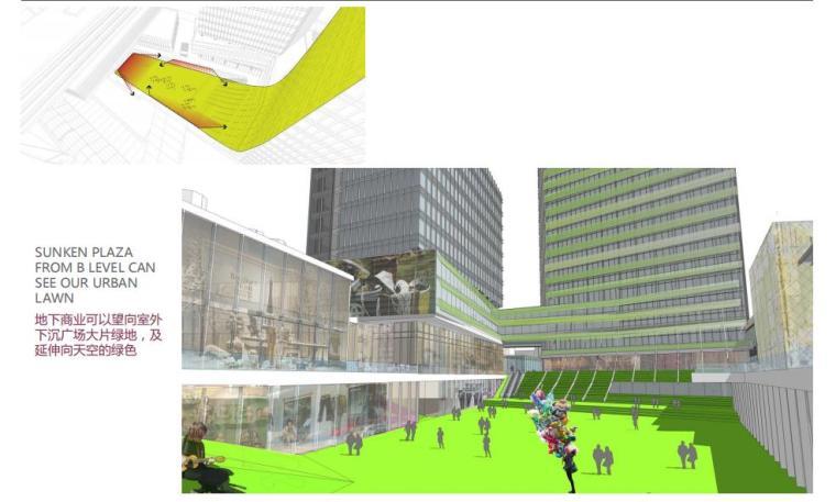 [上海]商业+办公综合体设计改造方案PDF2020_4