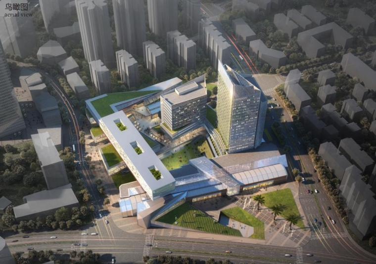 [上海]商业+办公综合体设计改造方案PDF2020_1