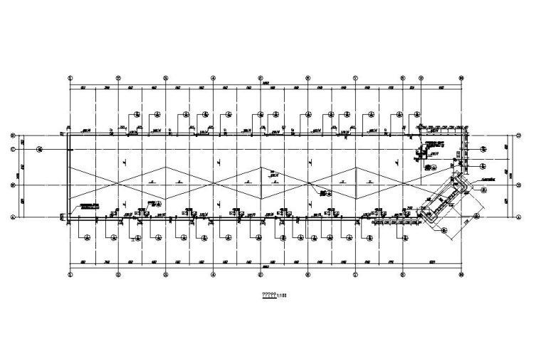 [江苏]欧式配套商业施工图纸CAD2019_4