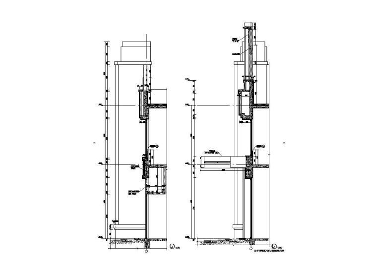 [江苏]欧式配套商业施工图纸CAD2019_8