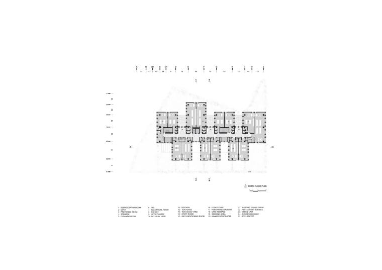 伊朗普兰萨商业和办公综合楼_16