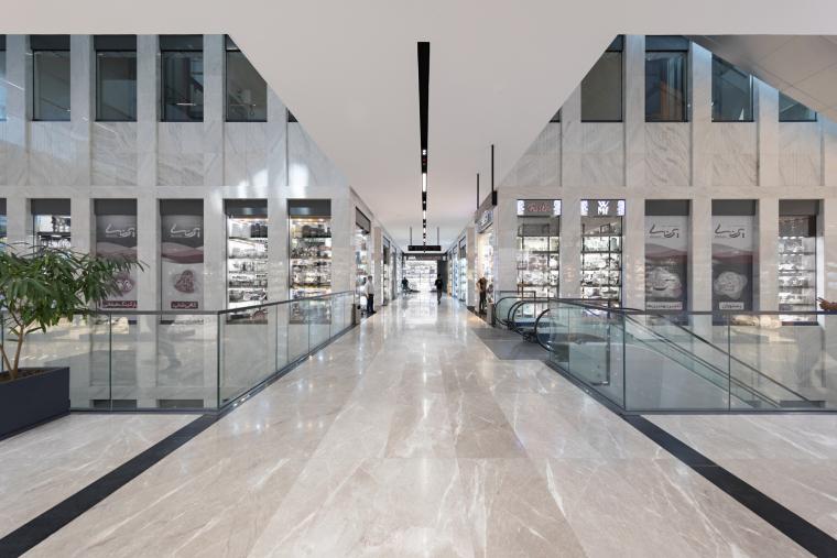 伊朗普兰萨商业和办公综合楼_11