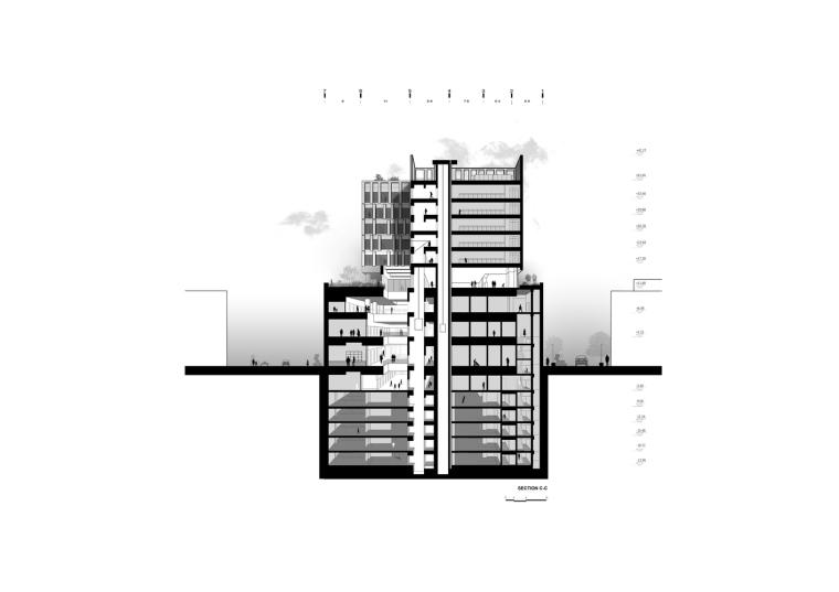 伊朗普兰萨商业和办公综合楼_20