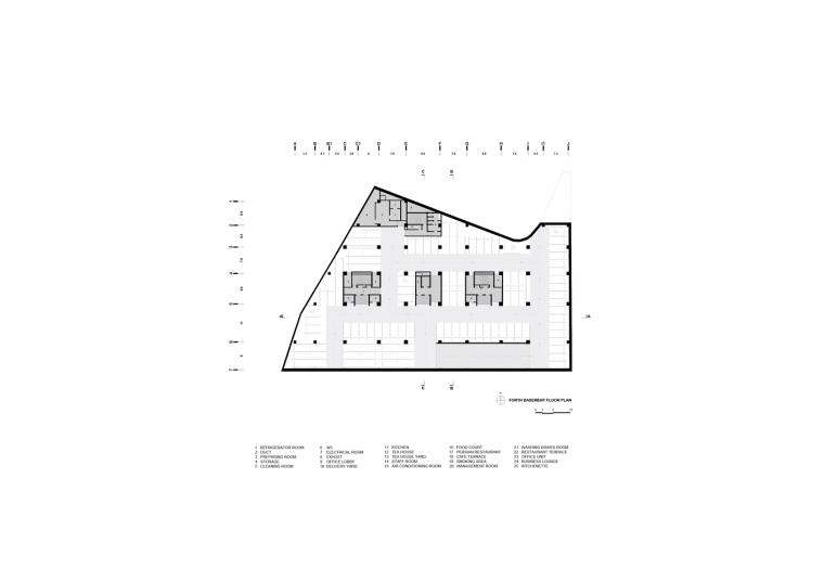 伊朗普兰萨商业和办公综合楼_17