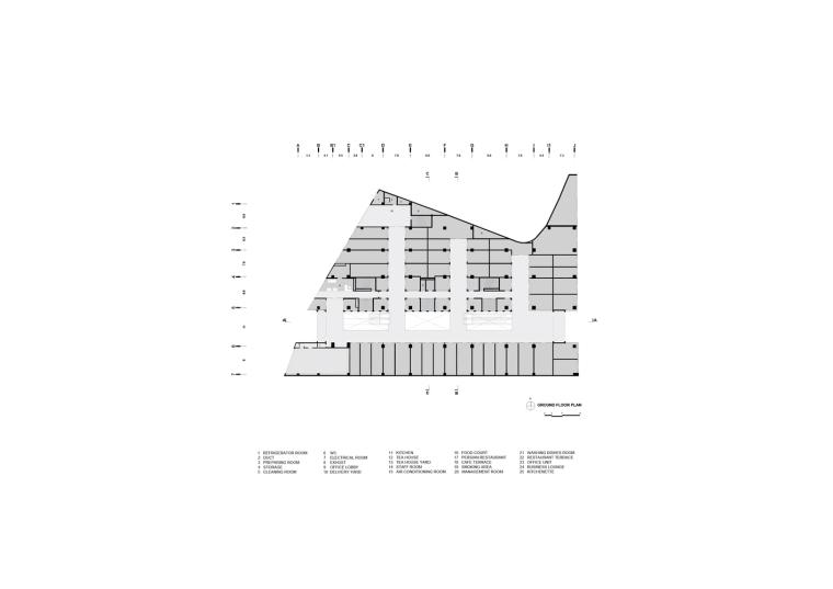 伊朗普兰萨商业和办公综合楼_14