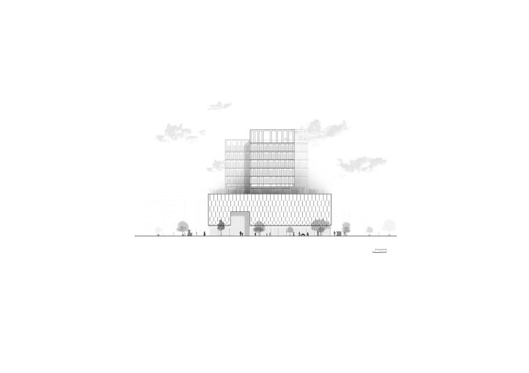 伊朗普兰萨商业和办公综合楼_19