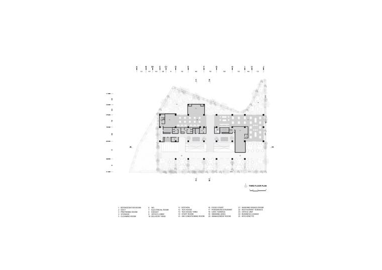 伊朗普兰萨商业和办公综合楼_13
