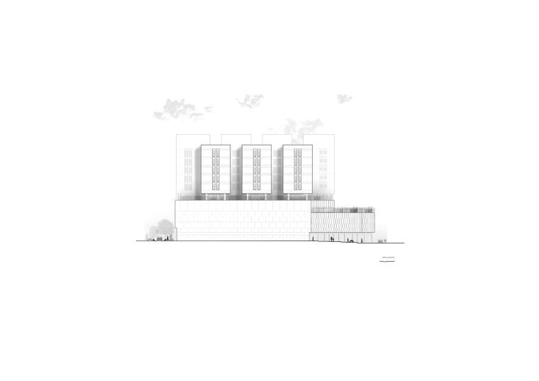 伊朗普兰萨商业和办公综合楼_21