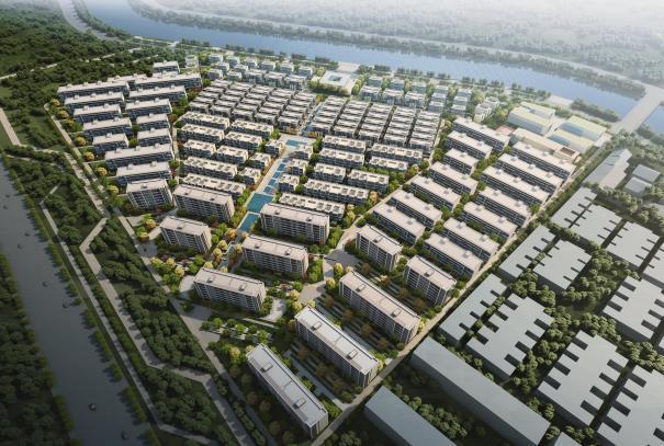 [西宁]低密居住区洋房+别墅规划设计文本PDF_14