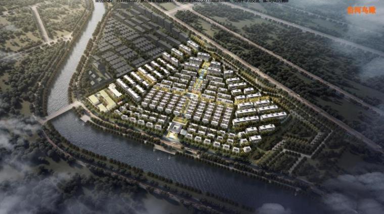 [西宁]低密居住区洋房+别墅规划设计文本PDF_3