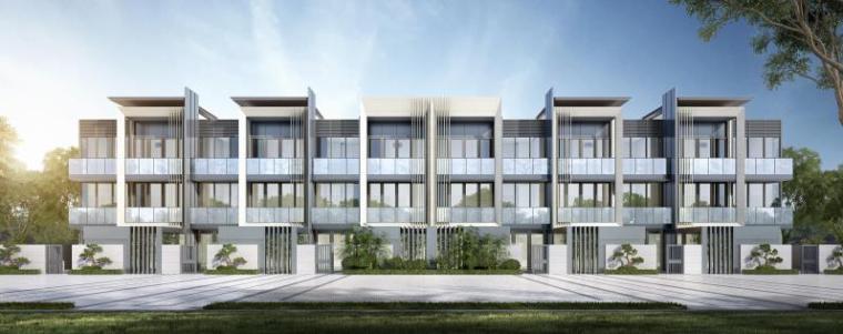[西宁]低密居住区洋房+别墅规划设计文本PDF_8