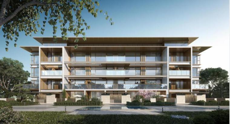 [西宁]低密居住区洋房+别墅规划设计文本PDF_13